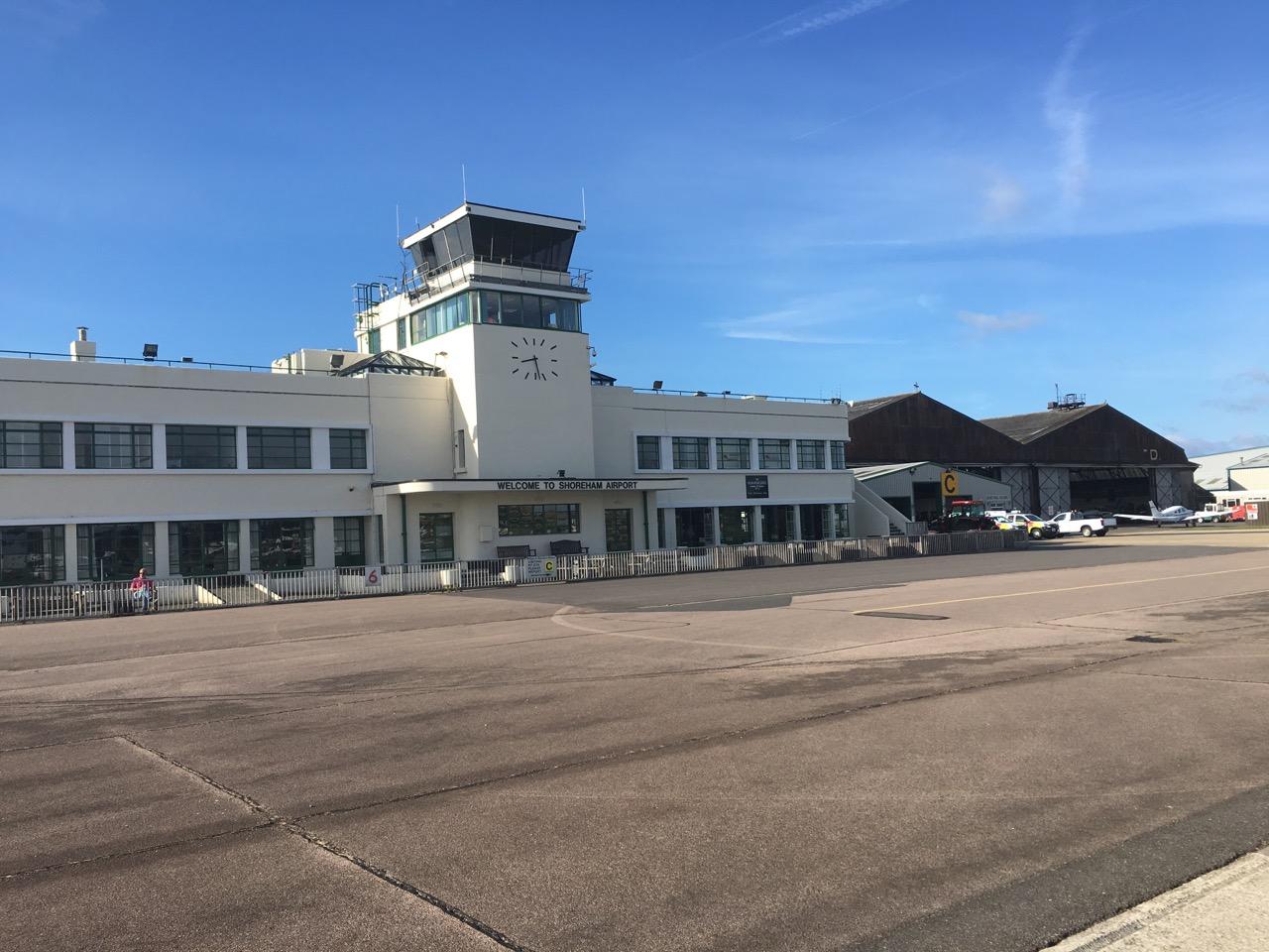 Shoreham terminal